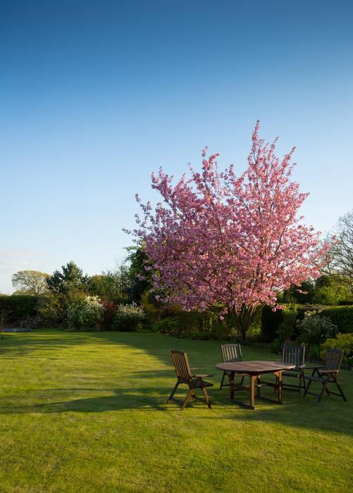 Stoły ogrodowe poza sezonem – co z nimi robić?