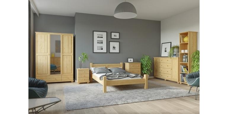 Drewniane meble – ponadczasowy trend wielu mieszkań
