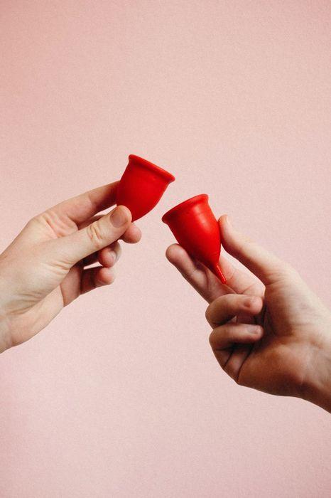 Kubeczek menstruacyjny - dlaczego warto?