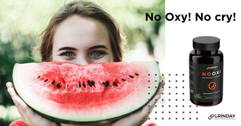 Czy warto stosować naturalne antyoksydanty? Opinie o preparacie Grinday NoOxi.