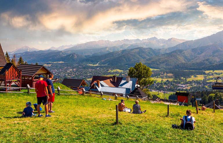 Noclegi w górach – Zakopane literackim szlakiem