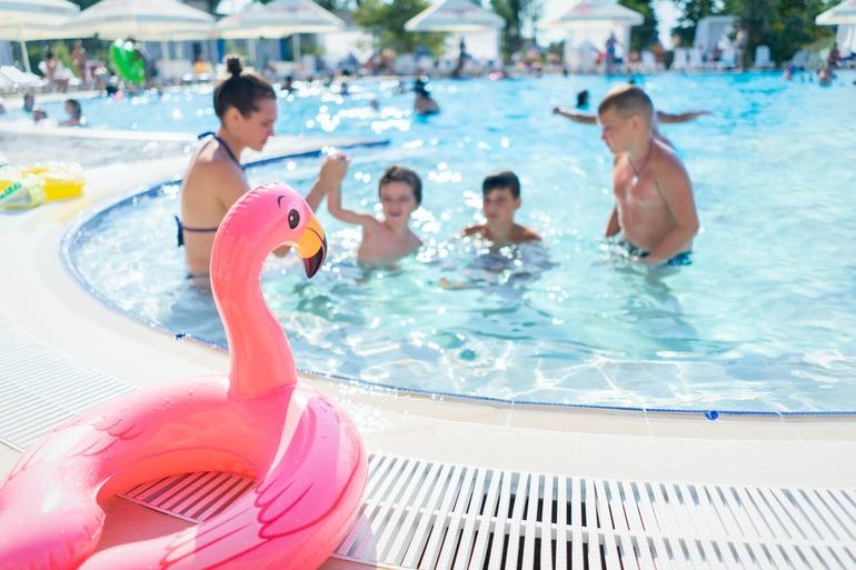 Zalety hotelu SPA jako miejsca na rodzinny wyjazd